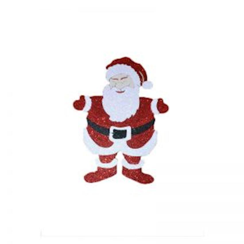 Santa Claus Foam Styrofoam Door Wall Ornament Christmas Decoration Supplies