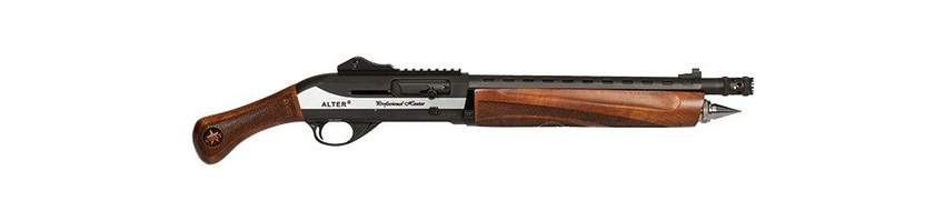 Semiautomatic Weapon BN 305 TP TAC
