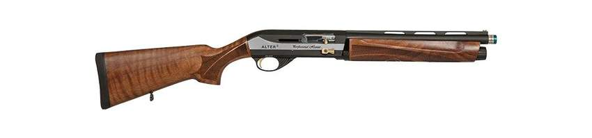 Semiautomatic Weapon BN 305 WOOD