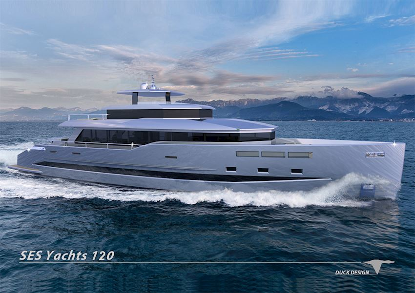 SES 120 MOTOR YACHTS