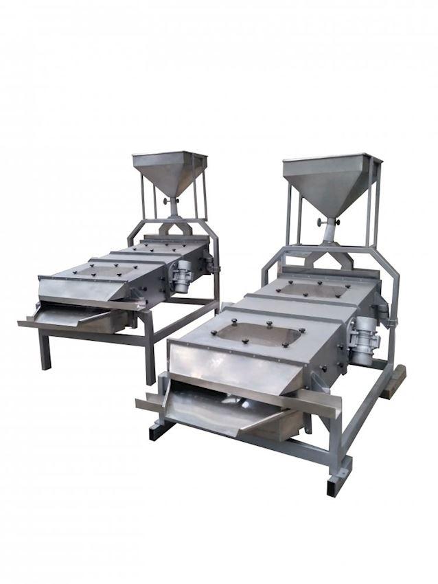 Sesame Sieving Machine