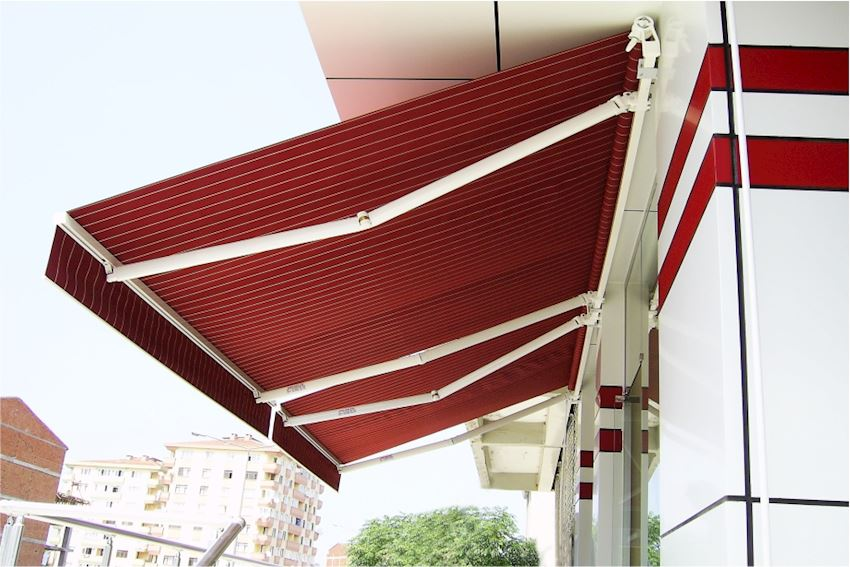Shade Equipment Retractable Awnings Systems 01