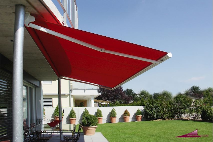 Shade Equipment Retractable Awnings Systems 03