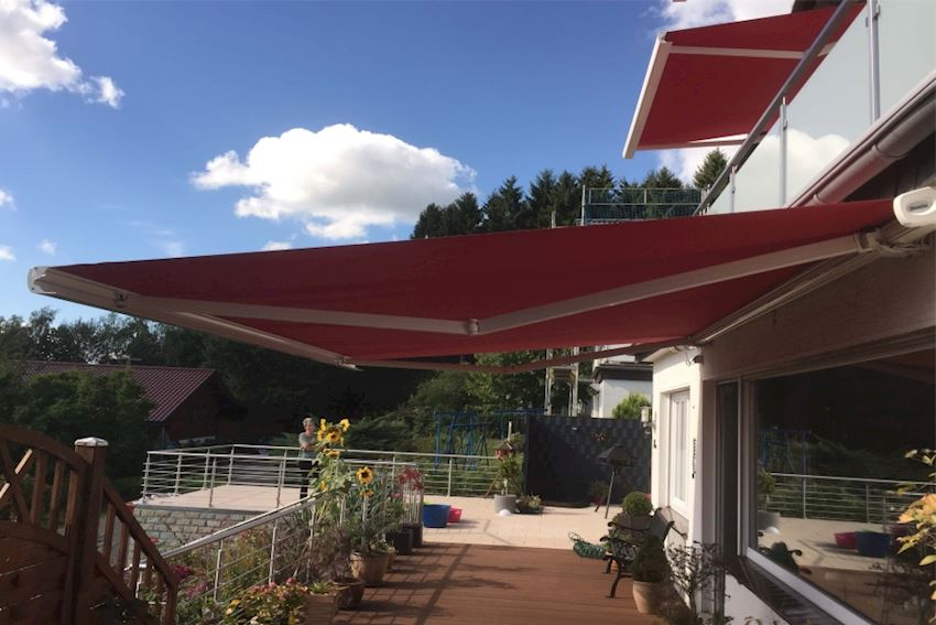Shade Equipment Retractable Awnings Systems 04