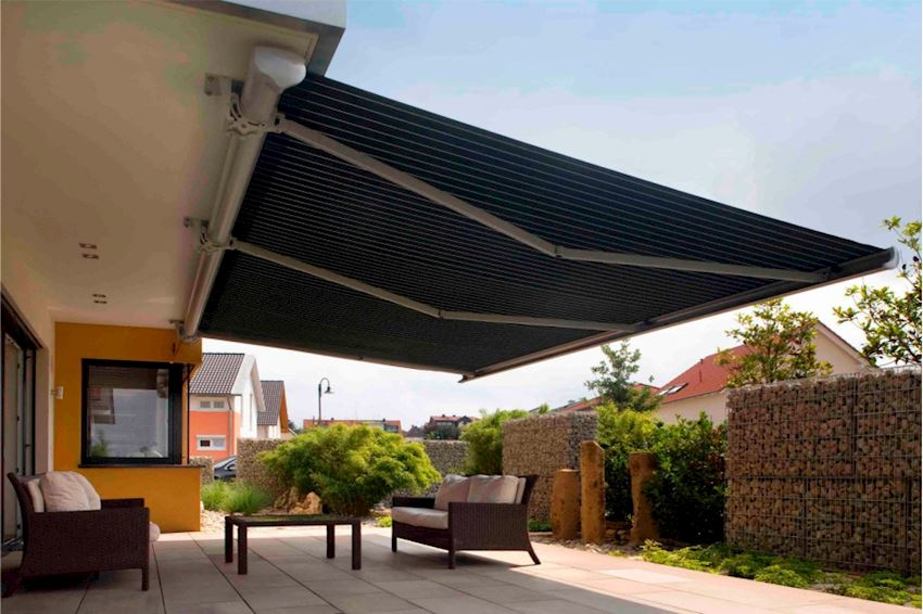 Shade Equipment Retractable Awnings Systems 07