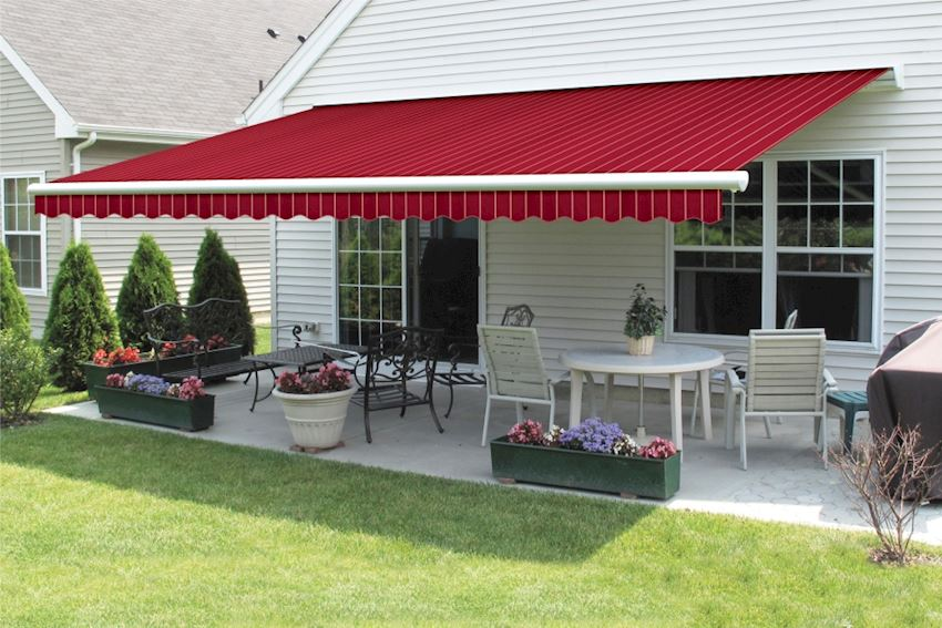 Shade Equipment Retractable Awnings Systems 10