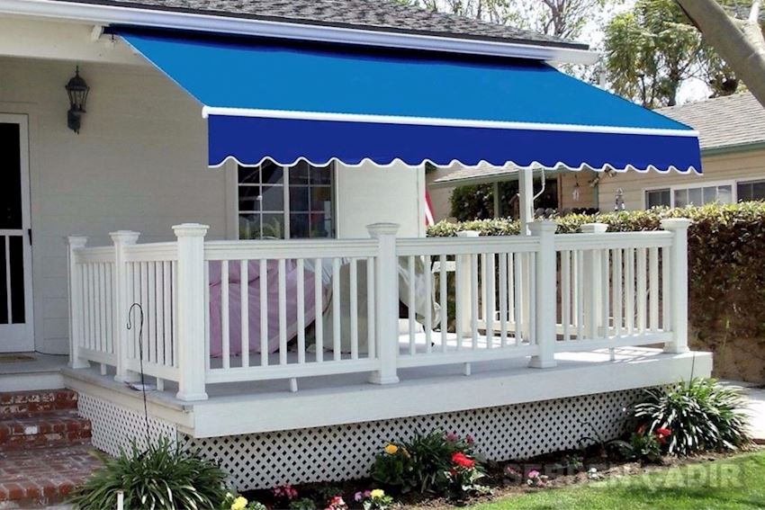 Shade Equipment Retractable Awnings Systems 11