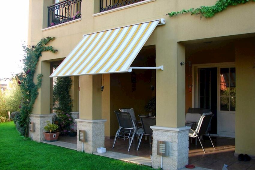 Shade Equipment Wintent Awning Systems 10