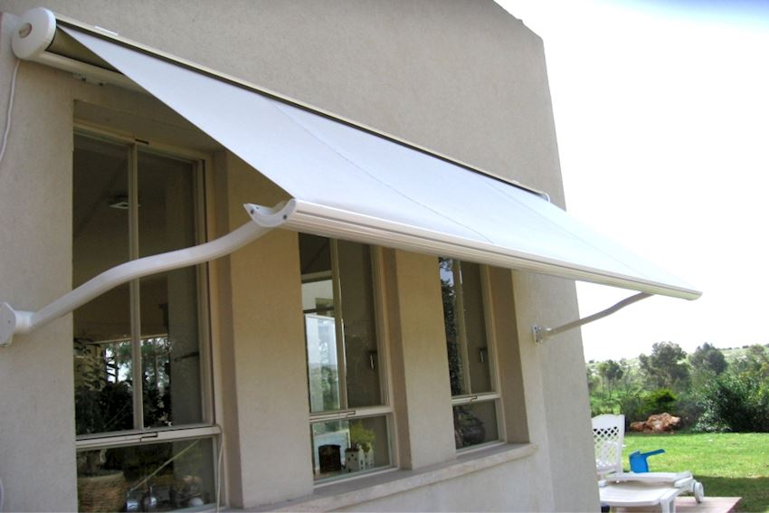 Shade Equipment Wintent Awning Systems 12