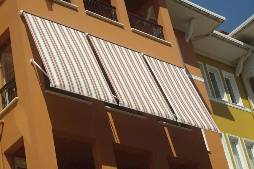 Shade Equipment Wintent Awning Systems 9