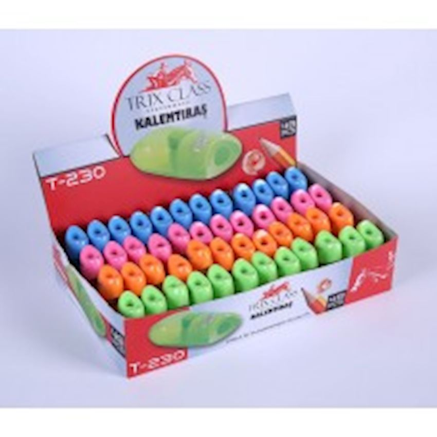 Sharpener - Oval Pencil Sharpeners