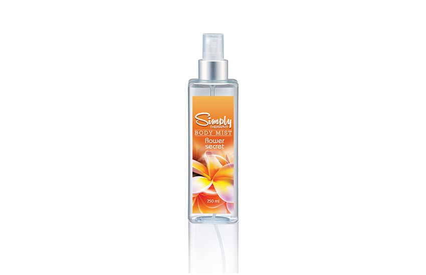 Simply Theraphy Flower Secret Fragrance & Deodorant