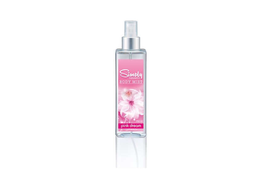 Simply Theraphy Pink Dream Fragrance & Deodorant