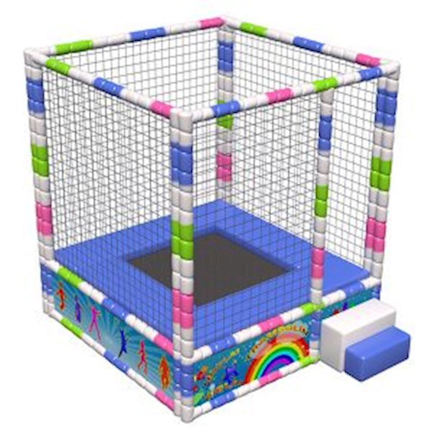 Single Trampoline 200x200x200 cm Amusement Park