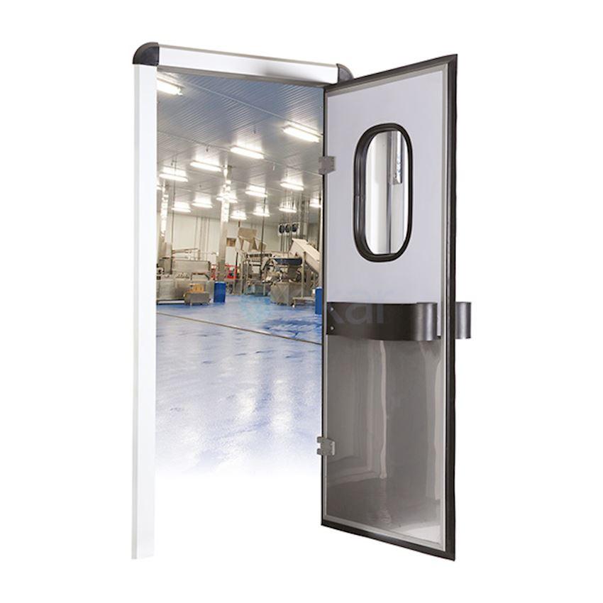 Single Wing Flip - Flap Door Refrigeration & Heat Exchange Equipment