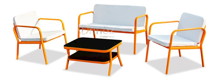 SITTING GROUP-ferni sitting group-Ferni Metal Seating Group