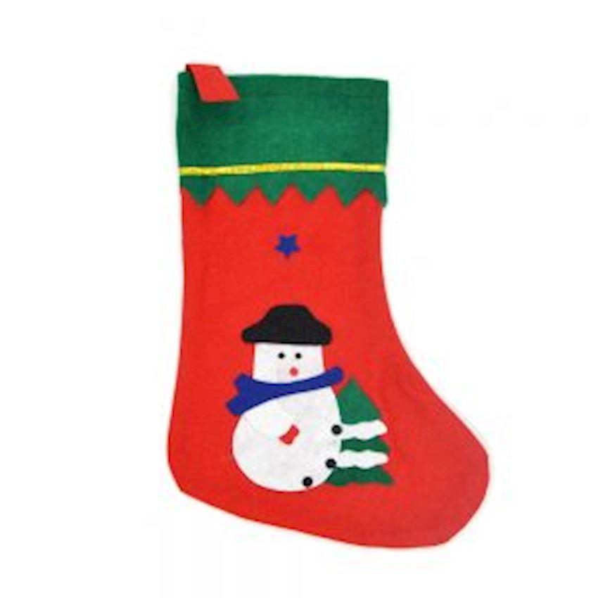 Snowman Christmas Stocking Christmas Decoration Supplies