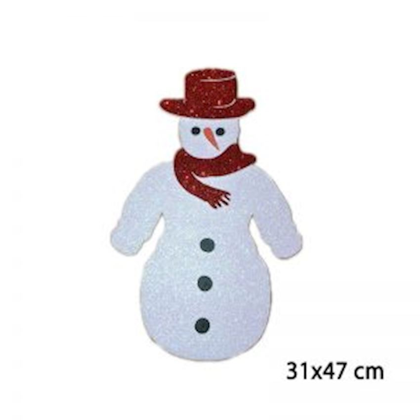 Snowman Foam Wall Decoration Christmas Decoration Supplies
