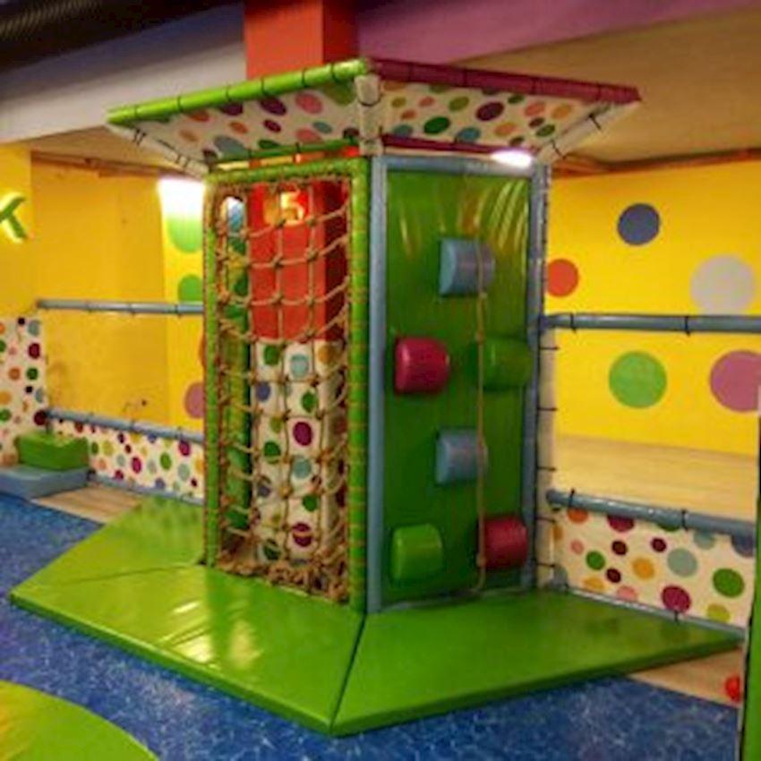 Softplay Climbing Course Amusement Park