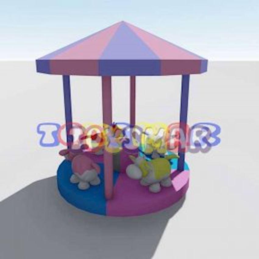 Softplay Closed Carousel Amusement Park
