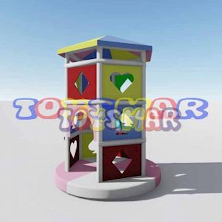 Softplay Rotating Tower Amusement Park