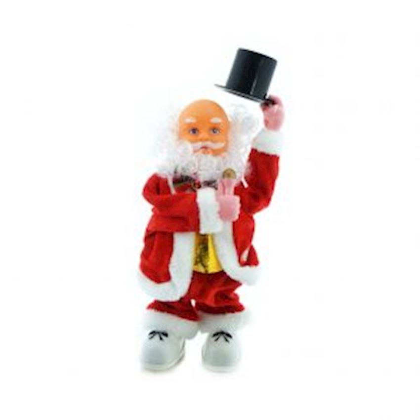 Soloist Santa Claus Trinket 25cm Christmas Decoration Supplies