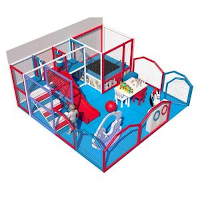 Special Ball Pool Playground 4x4x4 Amusement Park