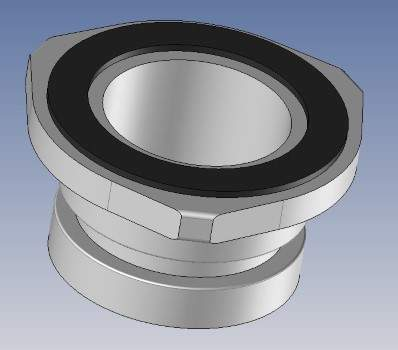 Special Rubber-Metal Products