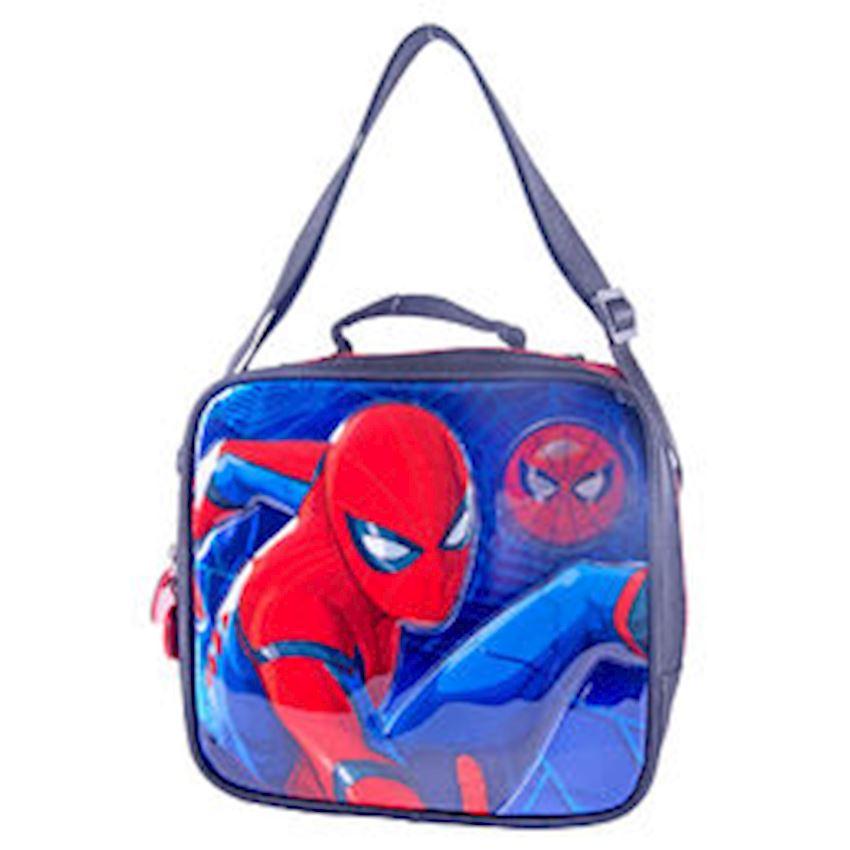 Spider Man Lunch Box 88985 School Bags