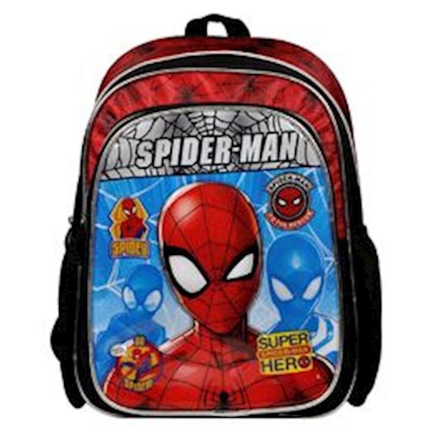 Spiderman School Bag 96602 Backpacks