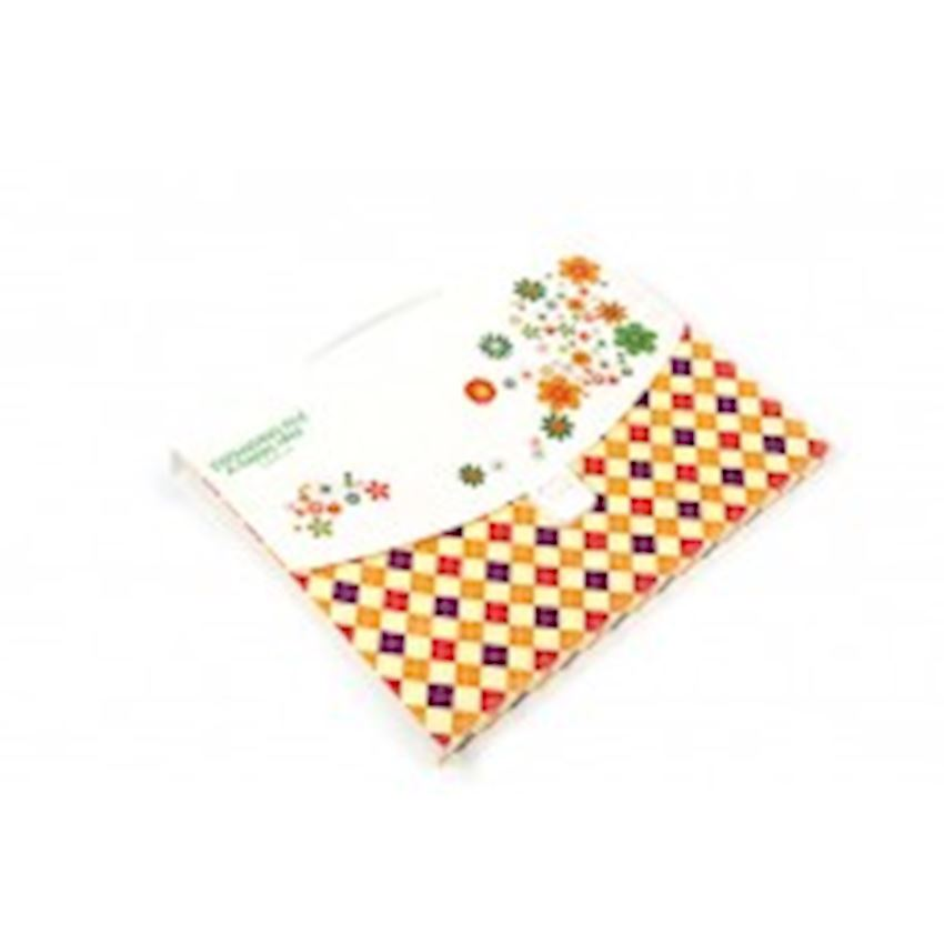 Split Patterned Document File File Folder Accessories