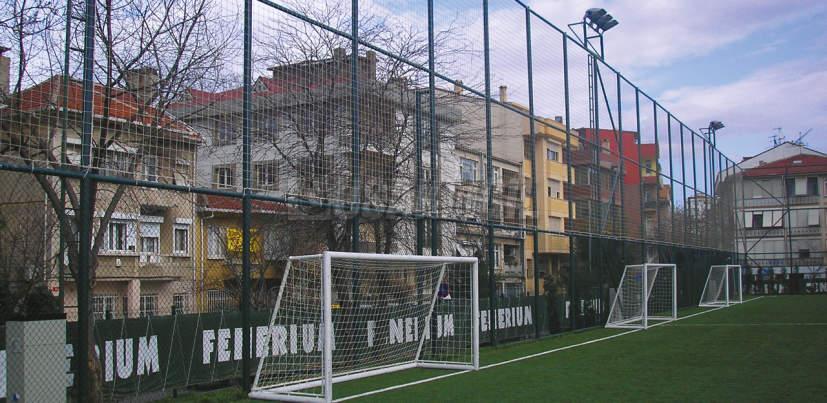 Sports Fields Wire Systems