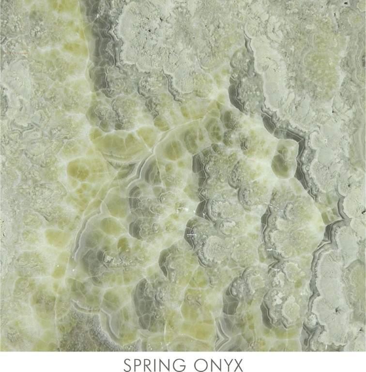 SPRING ONYX Marble Stone
