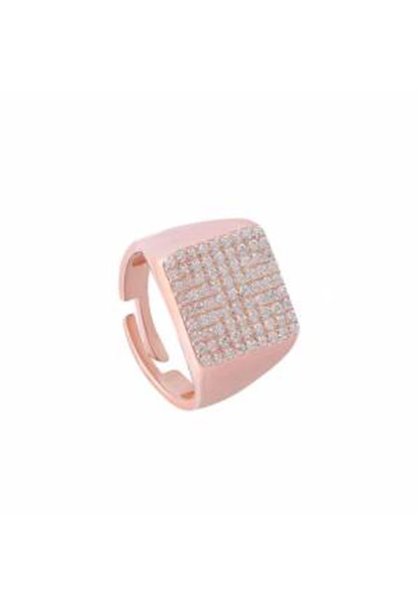 Square Sparrow Finger Ring