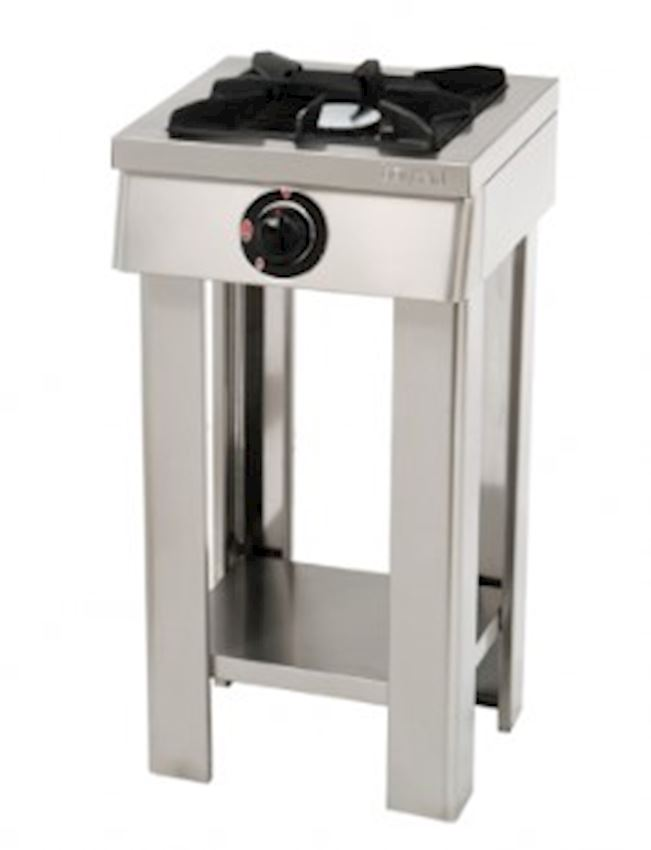 STAINLESS STEEL WITH 1 BRANGE COOLER WITH NATURAL GAS FRAME