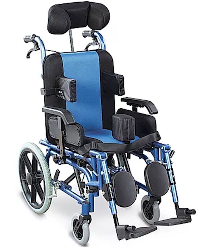 Standard Feature Wheelchair