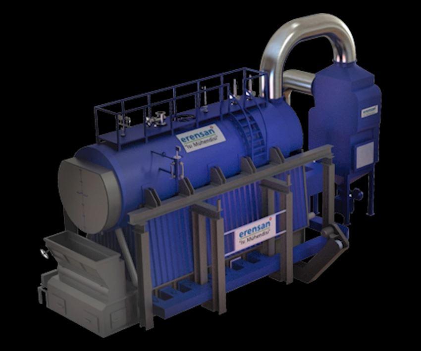 Steam Boiler - ESB K