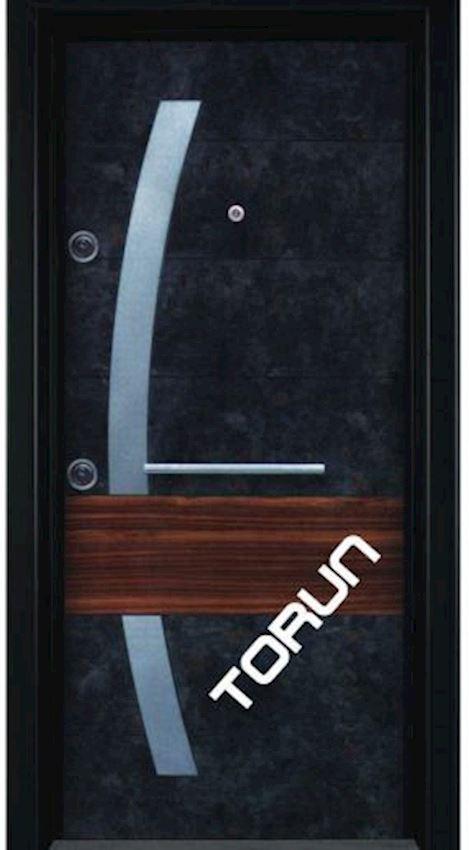 Steel Doors with Granite Pattern New Steel door model T-703