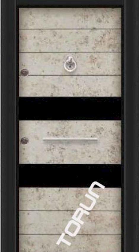 Steel Doors with Granite Pattern Steel door model T-708