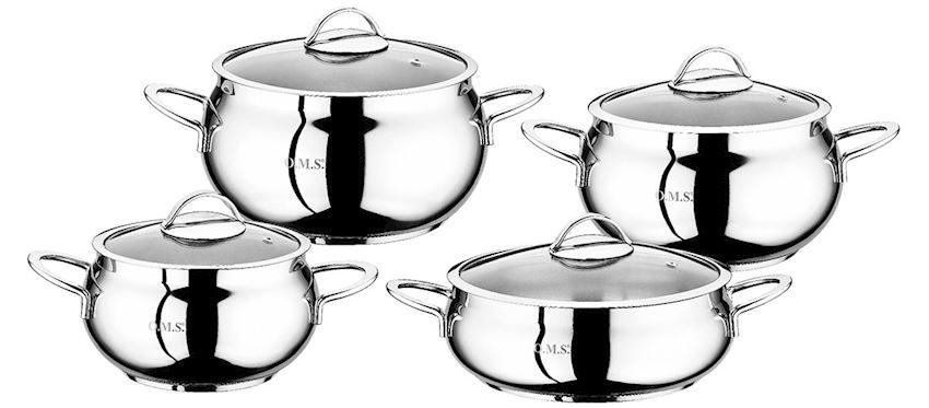 Steel Product Pot Sets 1006