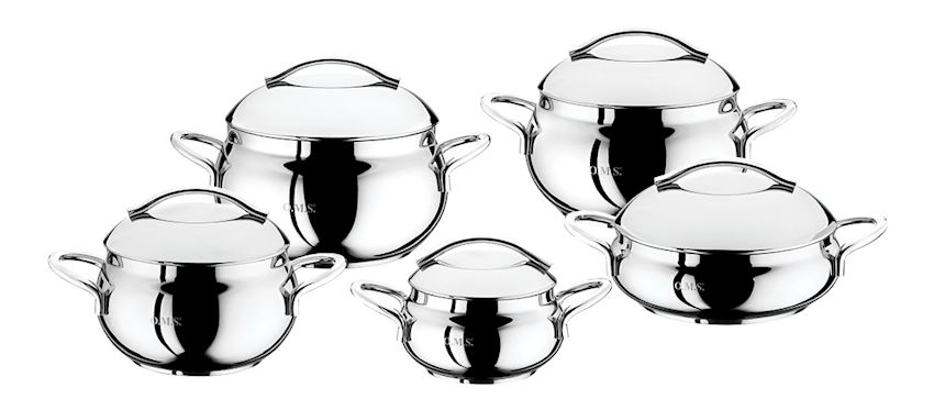 Steel Product Pot Sets 1008