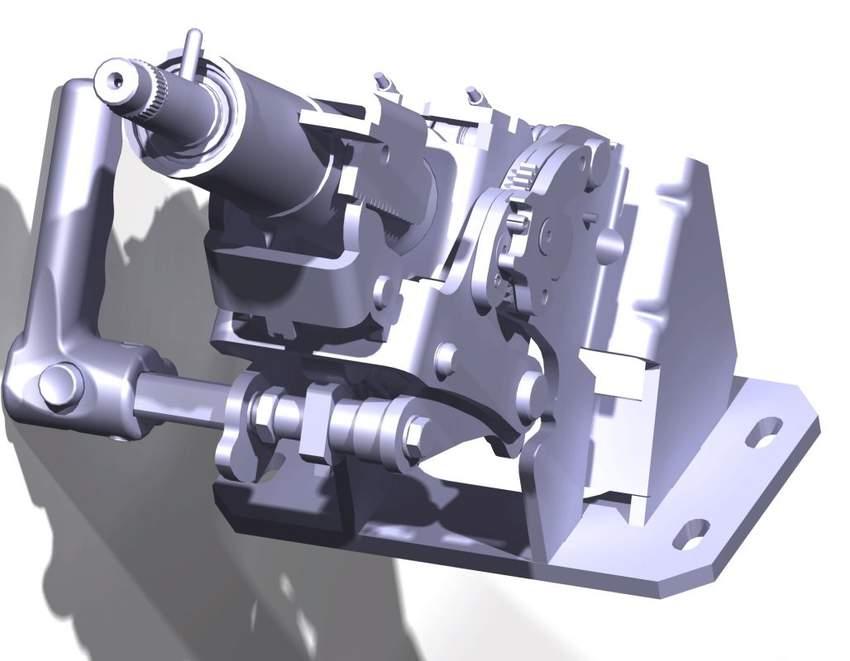 Steering Column, Special Application
