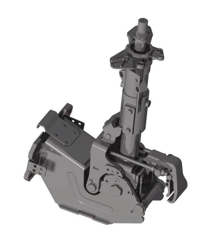 Steering Column, Tilting and Telescoping, Commercial Vehicle (Truck)