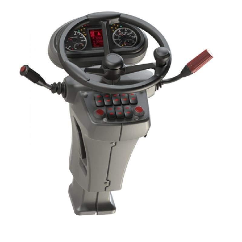 Steering Parts Modular w/cluster, Short