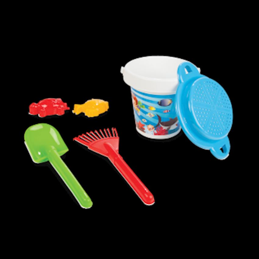 Super Bucket Set Second Type Other Toys & Hobbies