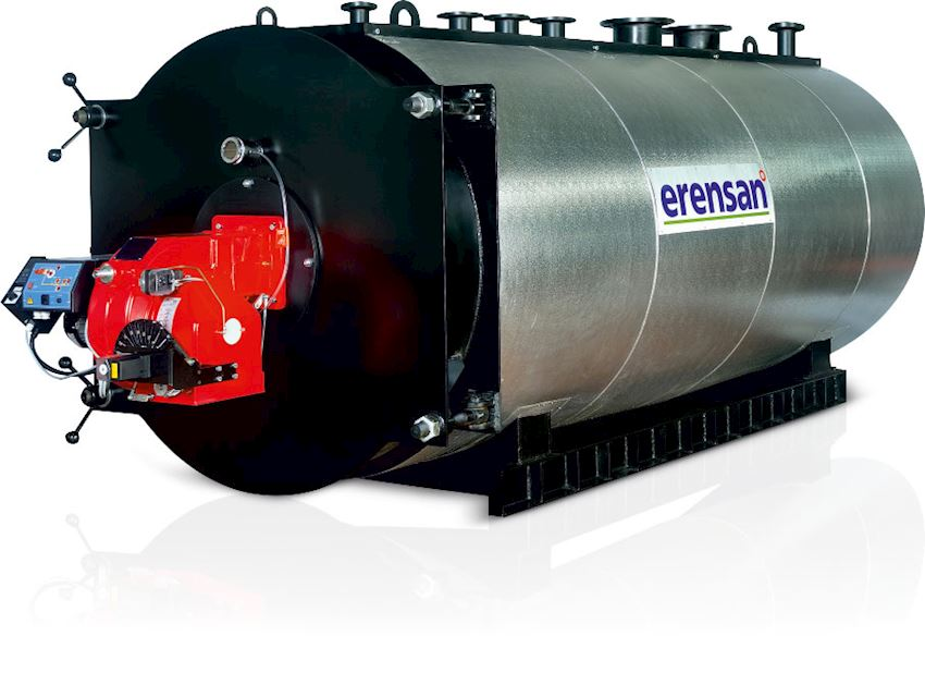 Superheated Water Boiler - Euromax S
