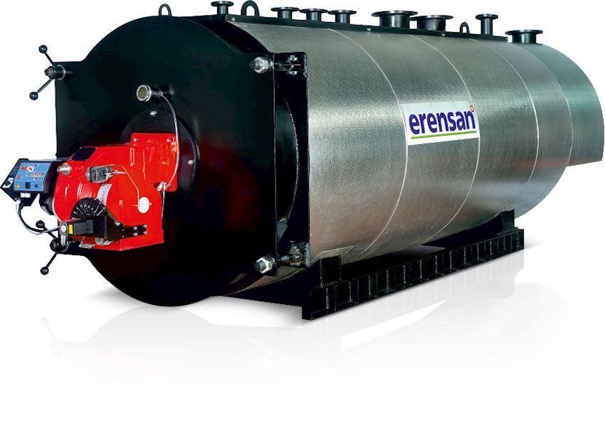 Superheated Water Boiler - Euromax SC
