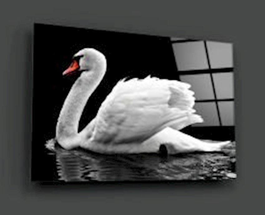 Swan Glass Table