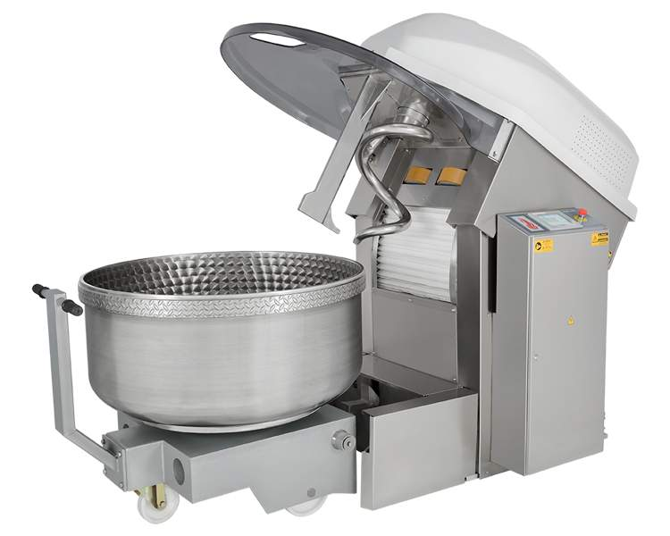 SYM-240 Spiral Mixers With Stationary Bowl
