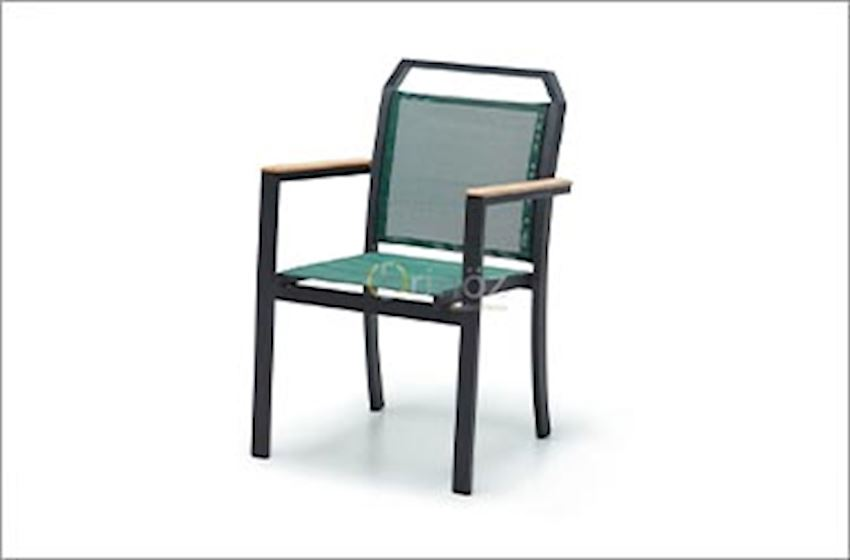 TABLE, CHAIR, DECK CHAIR-Alumınıum Chairs-Aluminum Chaır Models-MAGNESIA